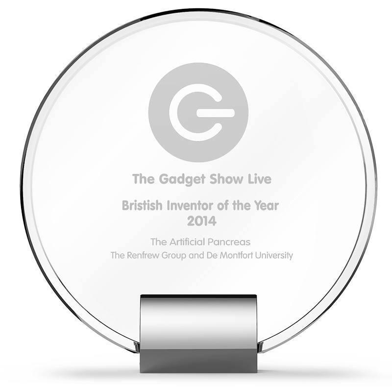 Gadget show award