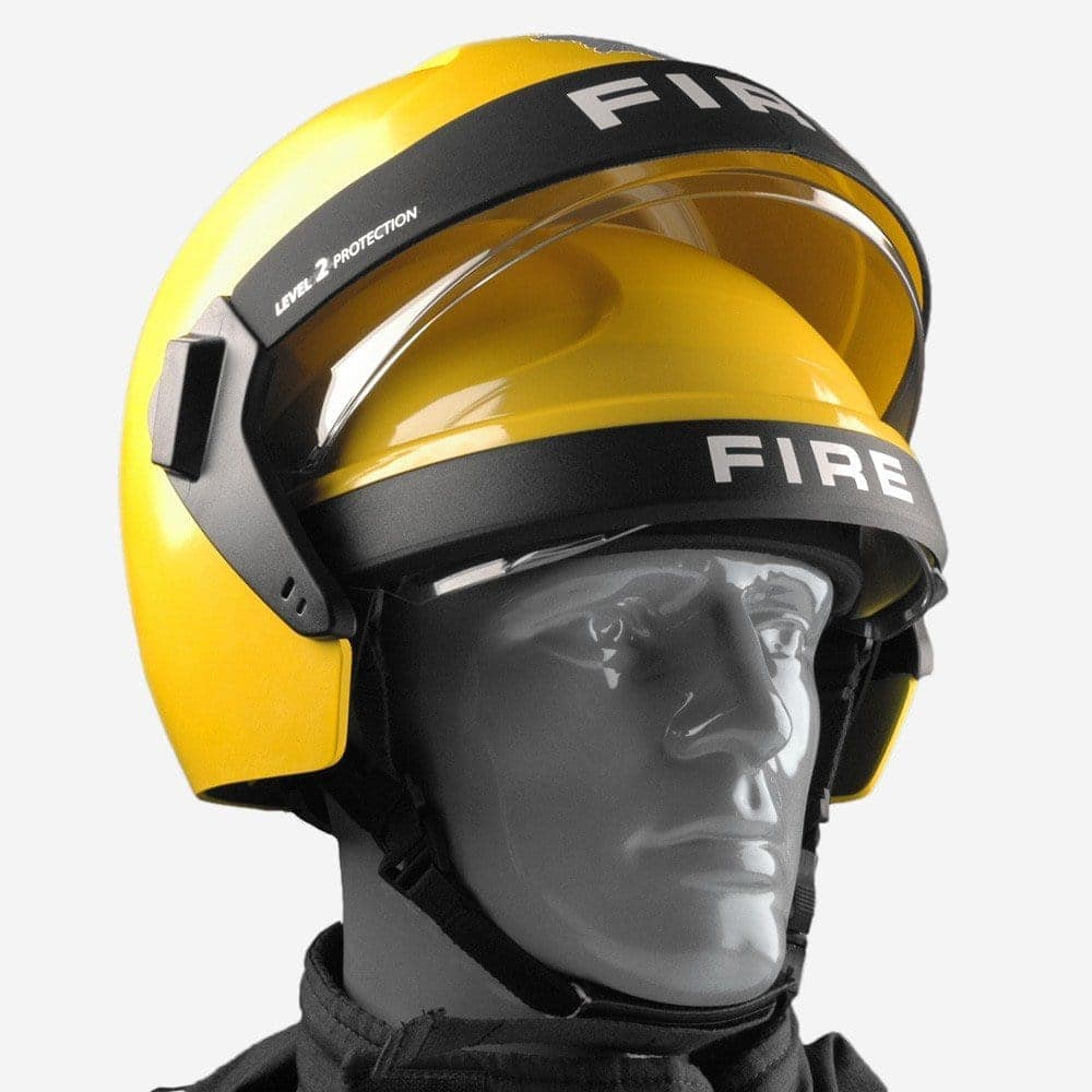 Helmet integrated systems – Cromwell ER1