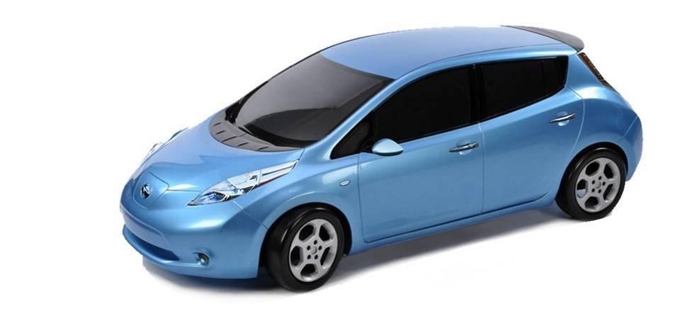 Nissan prototype