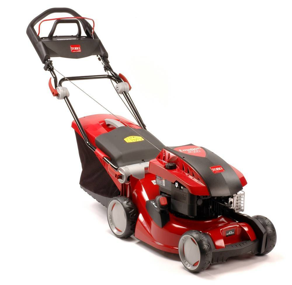 Toro Wheeled Rotary Recycler Lawnmower
