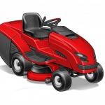 Ride on tractor design for Toro Inc.