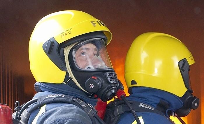 Cromwell ER1 Rescue Helmet