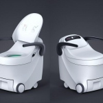 Healthcare-equipment-design-waterless-toilet