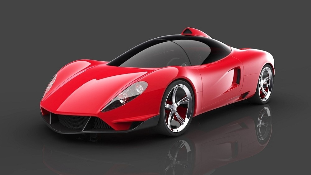 car design - dragon