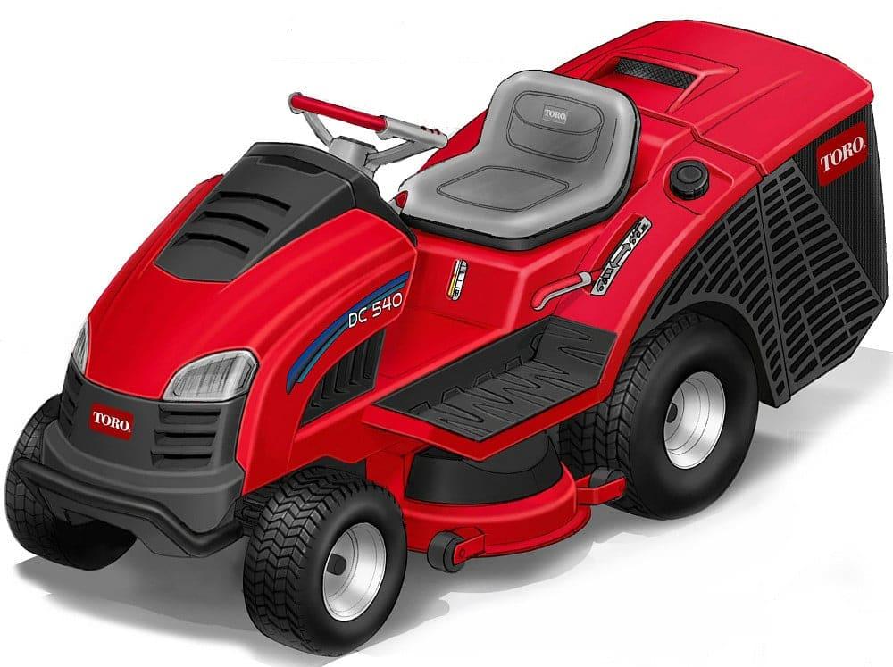 Tractor design