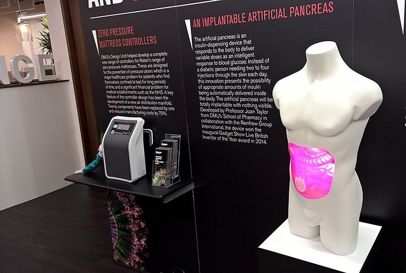 InSmart Artificial Pancreas showcased at the Confederation of British Industry