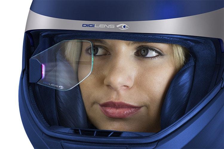 Motorcycle Helmet HUD