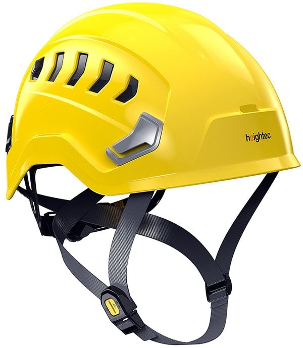 RGI supports heightec with the design of their new helmet DUON