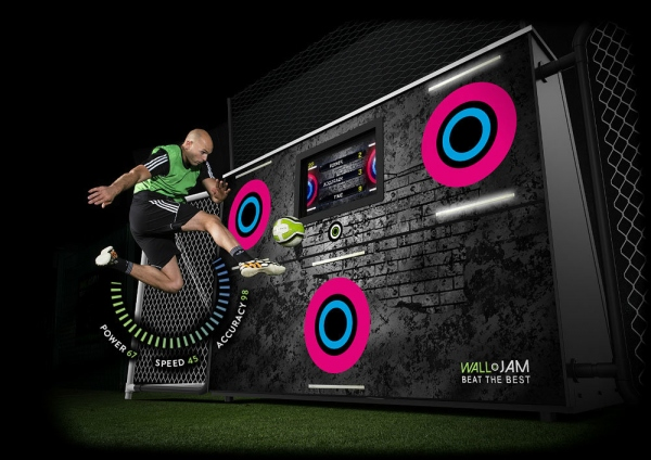 Introducing WallJAM – The rebound wall revolutionising sport