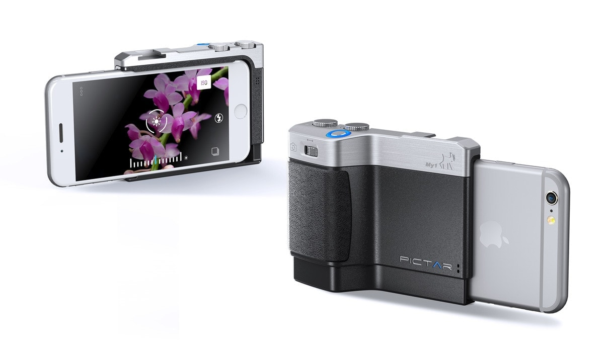 The New Pictar iPhone Camera Accessory : Renfrew Group International :