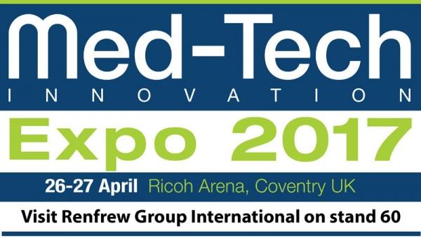 Med Tech Innovation Expo 2017