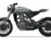 Motorcycle Design Sketch